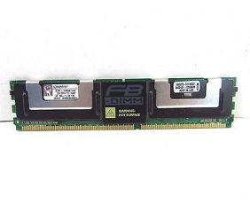 Память Kingston 4Gb KTH-XW667/4G DDR2 667MHz Б.У