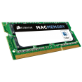 Оперативная память Corsair Mac Memory 4GB DDR3 SO-DIMM PC3-10600 (CMSA4GX3M1A1333C9)