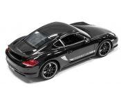 Модель Porsche Cayman 1:16 (белая) Bluetooth управляемая