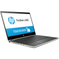 Ноутбук HP Pavilion x360 14-cd0017ur [4HA89EA] gold