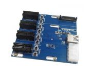 Разветвитель PCI Express 2.0 x1 1-to-4 LPE-41X