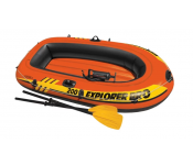Надувная лодка Intex 58357NP Explorer 200 Set