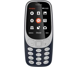 Nokia 3310 Dual SIM (синий)