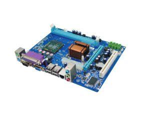 Esonic HM65MCL2 + Intel i3 2312M, 2 DDR3 DIMMs,1xPCIex16, 1xPCI,  4x SATA, 1xCOM