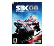 Игра SBK 08. Superbike World Championship PC-DVD Jewel