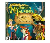 Игра Tales of Monkey Island. Глава 4. Суд и казнь Гайбраша Трипвуда PC-CD Jewel