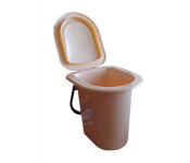 Ведро-туалет 18л М712/М1525/М1316