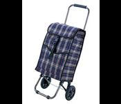 Тележка-сумка JX-D2 Клетка 30кг 37х27х92см