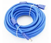 ������ HDMI Ver.1.4 Blue jack HDMI(19pin)/HDMI(19pin) (10�) ������.������ ������������ ��������