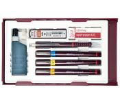 ����� ��������� Rotring College Set S0699380 � �����.:0.25/0.35/0.5��/����������