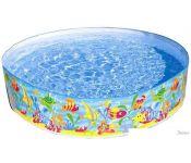 Каркасный бассейн Intex Подводный Мир [56452NP]