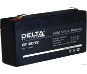 Аккумулятор для ИБП Delta DT 6012 (6В/1.2 А·ч)
