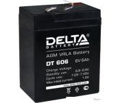 Аккумулятор для ИБП Delta DT 606 (6В/6 А·ч)