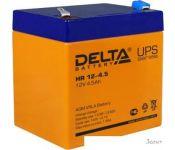 Аккумулятор для ИБП Delta HR 12-4.5 (12В/4.5 А·ч)