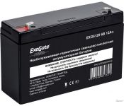 Аккумулятор для ИБП ExeGate Power EXG 6120 (6В/12 А·ч) [EP234537RUS]