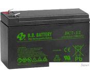 Аккумулятор для ИБП B.B. Battery BC7-12 (12В/7 А·ч)