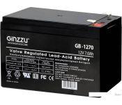 Аккумулятор для ИБП Ginzzu GB-1270 (12В/7 А·ч)