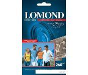 Фотобумага Lomond Super Glossy Bright A6 260 г/кв.м. 20 листов (1103131)