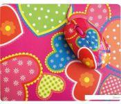 Мышь + коврик CBR Candy