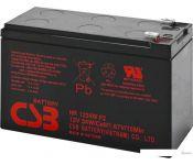 Мотоциклетный аккумулятор CSB HR1234W F2 (12В/9 А·ч)