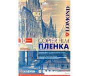 Пленка Lomond PE DS Film прозрачная А4 100 мкм 10 л [0701411]