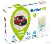 Автомобильный GPS-трекер StarLine M66 S