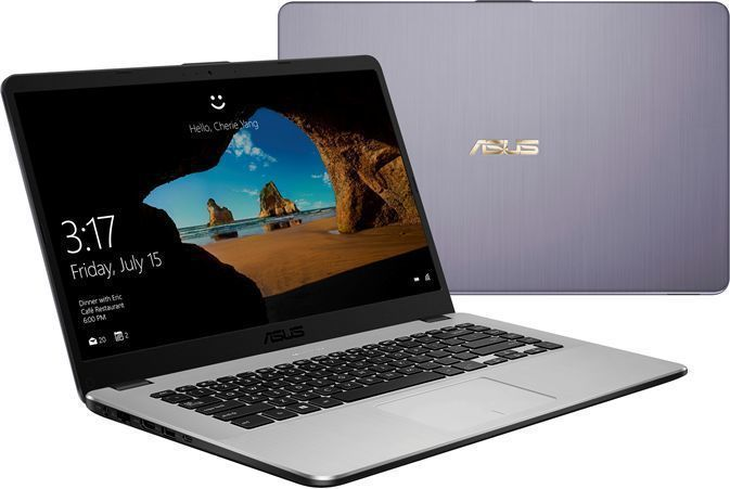 Ноутбук Asus VivoBook X505ZA-BQ074T grey