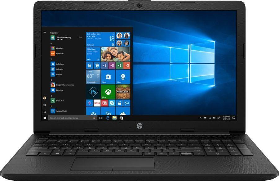 Ноутбук HP 15-db0405ur [6RP01EA] black