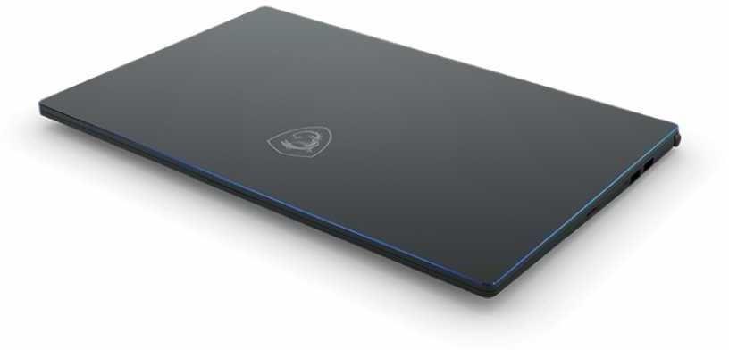 Ноутбук MSI PS63 Modern 8RC-055RU 9S7-16S111-055 dk.grey