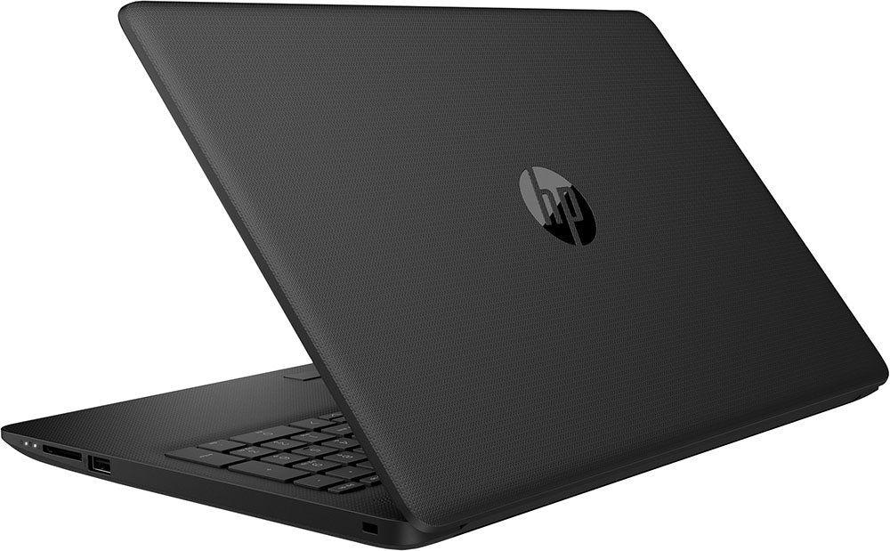 Ноутбук HP 15-da0388ur [6NC41EA] black
