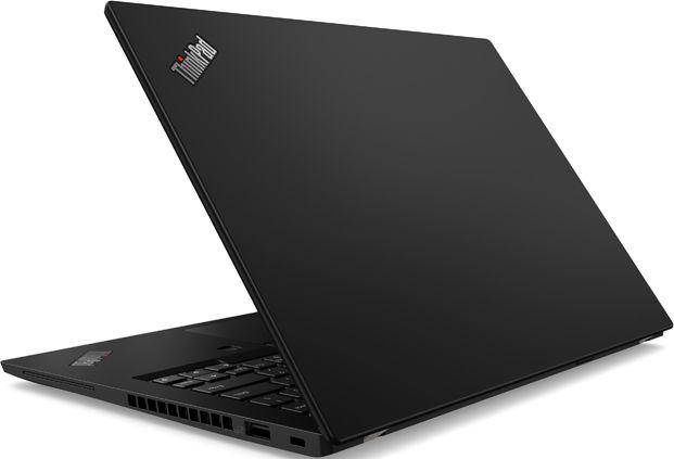 Ноутбук Lenovo ThinkPad X390 [20Q0000QRT] black