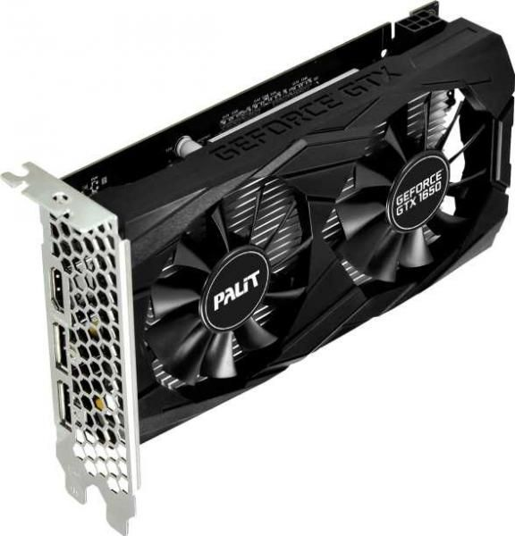 Видеокарта Palit PCI-E PA-GTX1650 DUAL OC 4G NV