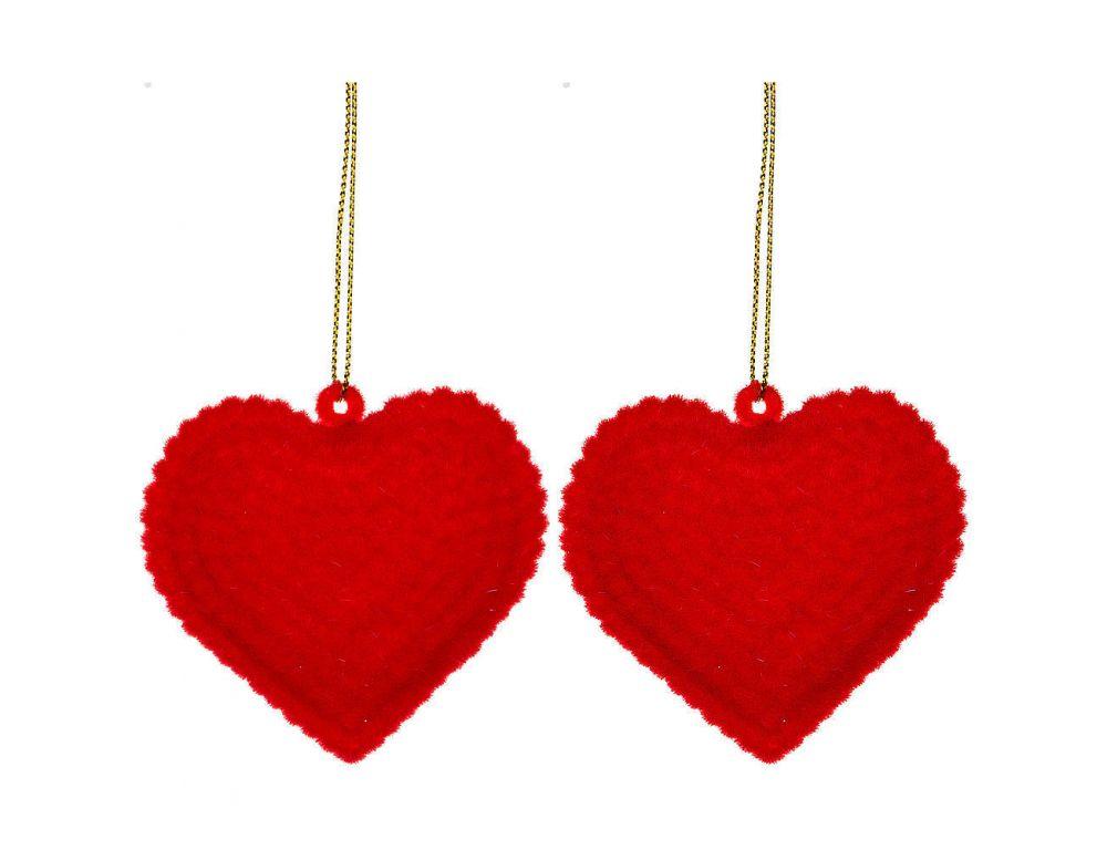 Lefard Набор Сердечки 6cm 866-121