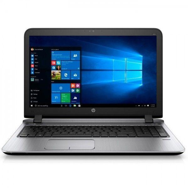 Ноутбук HP ProBook 450 G3 [3QM31ES] black