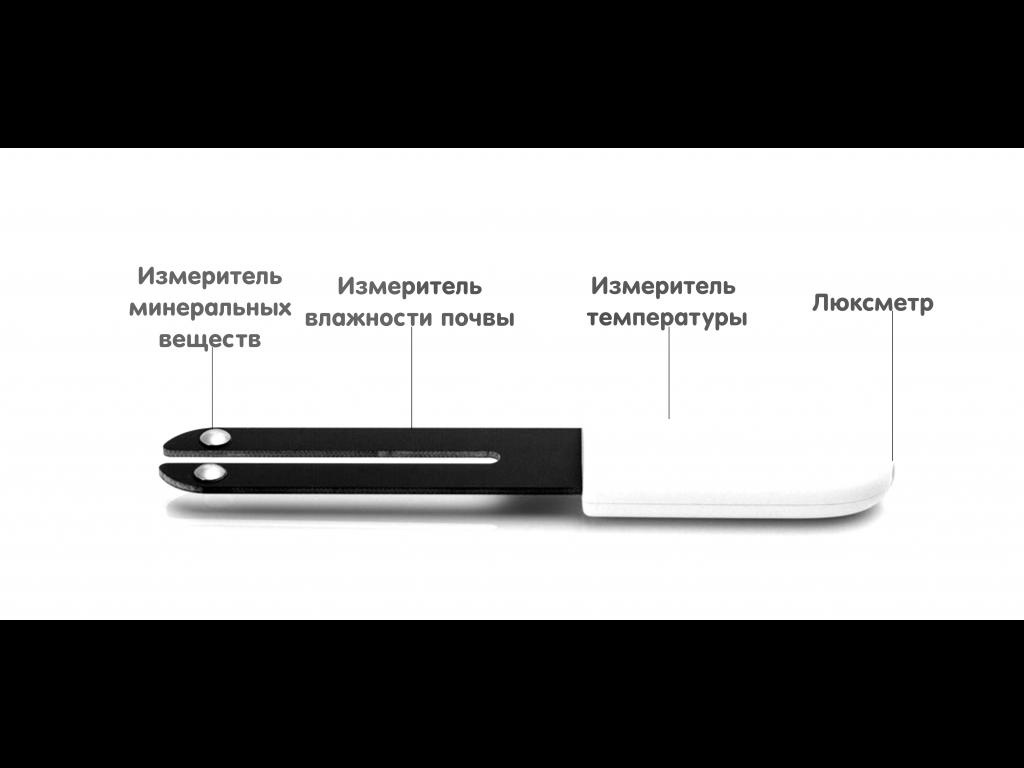 Универсальный анализатор почвы и освещенности Xiaomi Smart Flower Monitor