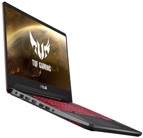 Ноутбук ASUS ROG FX505GE-BQ187T[90NR00S3-M07090]/ Metal