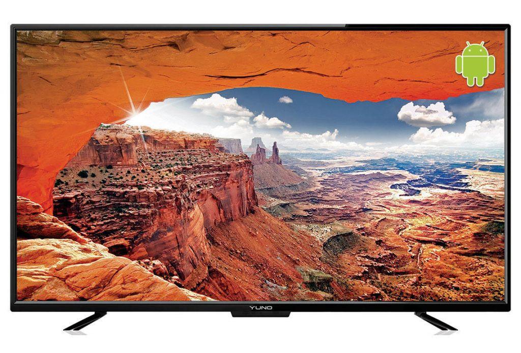 Телевизор  ULX-43FTC245 черный
