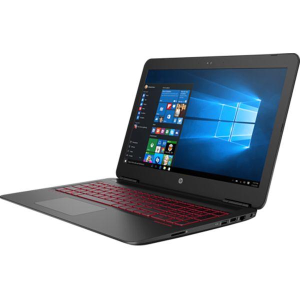 Ноутбук HP Omen 15-ax216ur [2ER06EA] black
