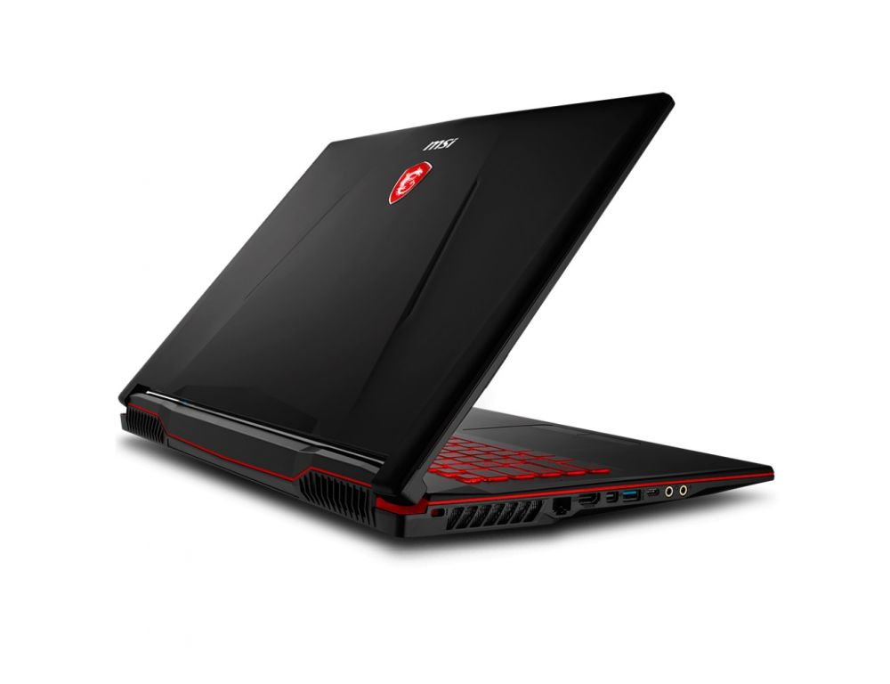 Ноутбук MSI GL73 8RD-248XRU [9S7-17C612-248]  black
