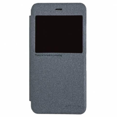 Чехол для Xiaomi Redmi Note 5A книжкой Nillkin (Черный)