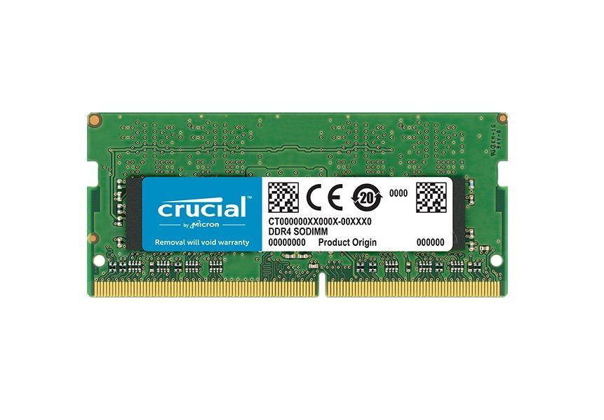 Оперативная память Crucial DDR4 4Gb CT4G4SFS8266