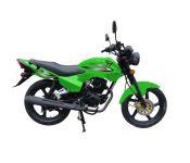 Мотоцикл ZID YX-150 зелёный