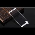 """Защитное стекло 5D """"LEO"""" для  Xiaomi Mi A2 / Mi 6X с полной проклейкой, белое"""