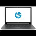 Ноутбук HP 17-by0025ur [4KC80EA] silver