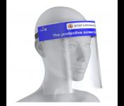 Защитная маска-экран с поролоном Orgplex 105105