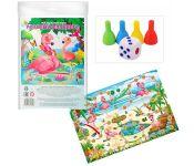 Мини-игры. Розовый фламинго Рыжий кот ИН-2600