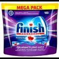 Таблетки для посудомоечных машин Calgonit/Finish Powerball QUANTUM Max 100шт