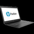 Ноутбук HP 17-ab409ur [4HD94EA] black