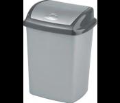 Конт. для мусора REFUSE BIN SWING 25L, серый/графит