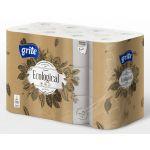 Туалетная бумага Grite Ecological 24 (3 слоя)